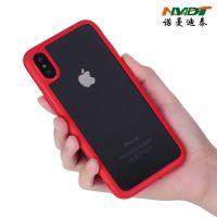 新款适用于苹果iphoneX手机壳透明tpu软壳防摔壳超薄创意保护套