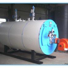 洗浴供热专用1吨环保燃气常压热水锅炉卧式全自动系列