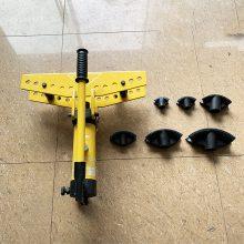 百一直销手动液压弯管机 小型手动折弯机