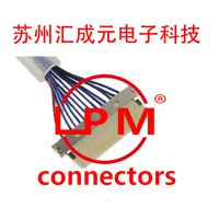 供应 I-PEX 20229-020T-F LVDS 20P连接器