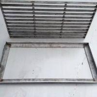 耀恒 定制不锈钢地栅栏 插接式钢格板地格栅 按图定制