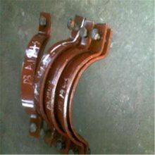 马鞍式固定支座 滑动支座 友瑞牌 碳钢材质
