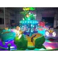 儿童游乐设施青蛙王子厂家 金博游艺