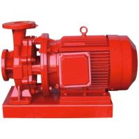 喷淋泵XBD18/35-80L/HY消防泵4kw消火栓泵价格