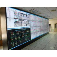 即墨电视墙控制中心设计安装、无缝液晶拼接屏施工、LED显示屏价格