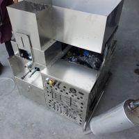 哈密四缸新型膨化机 五谷杂粮 四缸膨化箱式玉米空心棒机