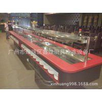 供应订做冷热食物自助餐柜(豪华型)
