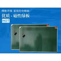 优雅乐小黑板双面磁性教学办公挂式黑板墙家用儿童留言粉笔写字板