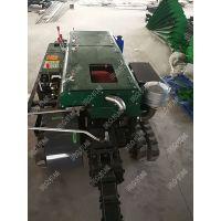 土壤回填施肥管理机 35马力园林苗木施肥开沟机