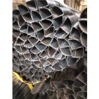 黑退扇形管厂家|扇形钢管厂家18722109971