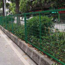 江门园林绿化带中心隔离栏丨佛山框架护栏网定做丨生产第一站