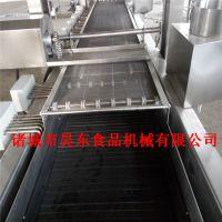 油水产品天妇罗油炸设备 昊东新技术天妇罗结构优惠