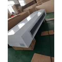 惠州卧式明装风机盘管 FP-136明装盘管现货 骏安达走水中央空调后回风