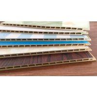 海威德PVC竹木纤维墙板设备