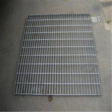 加工镀锌钢格板 高空平台踏步板 现货网格板