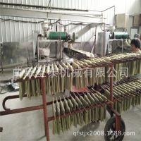 广东大型商用地瓜粉条机价格 做紫薯粉丝的机器 小型土豆粉条机