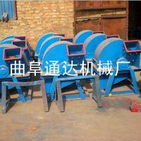 畅销零售 干姜鱼粉粉碎机 杨木纸条木屑机 通达牌 木材粉碎机