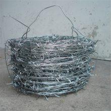 刺绳一吨有多少米 刺绳围栏 铁丝网报价