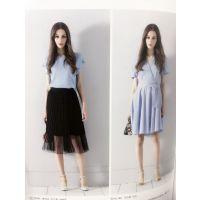 慕拉 现货多种款式多种风格品牌女装加盟店卡拉贝斯服装批发网朵以