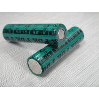 总代原装进口日本品牌FDK HR-4/3FAU 1.2V柱式镍氢充电电池 质量保证 供货稳定