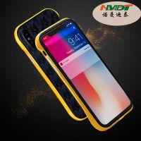 适用iphoneX苹果时尚防滑手机壳创意小蛮腰超薄二合一手机保护套