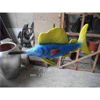 厂家直销 动物雕像 仿真鱼 仿真动物 创意工艺品