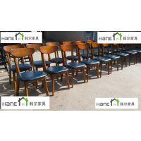 南京餐厅桌椅 专业定制酒店家具 一线生产厂家 韩尔品牌工厂