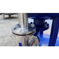 延安甘泉无塔变频增压供水设备 延安甘泉全不锈钢配置 一对一变频控制 节能高效 RJ-2210