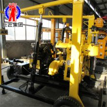 华夏巨匠XYX-200轮式岩心钻机 小型轮式勘探钻机厂家直销
