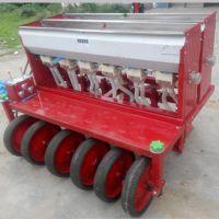 大白菜播种机价格 佳鑫精量播种机 拖拉机带动娃娃菜谷子精播机