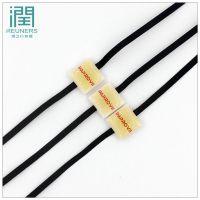 (润之行)深圳厂家专业定做 圆头通用双插吊粒吊绳 服装吊粒 量大价优