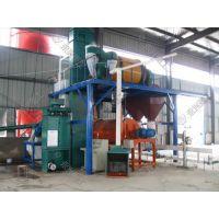 郑州荥阳永兴牌玻珠砂浆生产设备 干粉砂浆成套设备