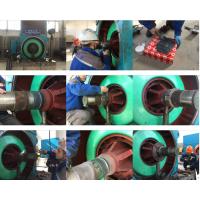 710kw电机轴修复的实用技巧