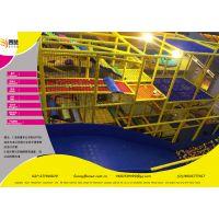 弹性立体迷宫,魔鬼大滑梯厂家,来自欧洲的SKYTREK弹性立体迷宫,四赞游乐,定制商场儿童主题乐园