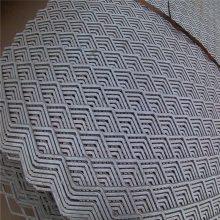 建筑钢笆网片 钢板网搭设 钢板网平网机