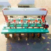 轻便省人工玉米花生谷子高粱施肥穴播机 启航小粒种子播种机 精播种机