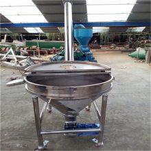 鸡西 供应 不锈钢螺杆运料机 花生用螺旋提升机 家用菜籽螺旋上料机 六九重工
