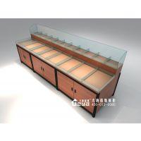 BHG超市亚克力盒-木质货架-食品展柜-南京大唐格雅展柜厂