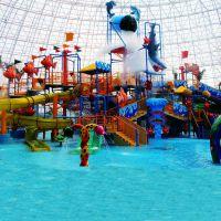 水上游乐设备水寨水屋水滑梯戏水小品小上乐园儿童游乐主题公园