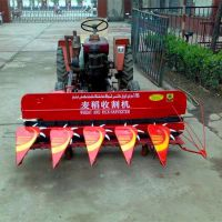 山东工厂批发新款德鑫GT-160型割晒机割台 手扶拖拉机配套稻麦玉米收割机割晒机