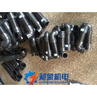 新疆批发供应空压机进气软管 康可尔进气软管 可提供尺寸定制
