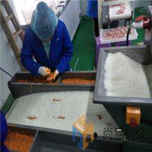 日式猪排裹雪花糠机 裹面浆机 全自动油炸机 调理品加工设备