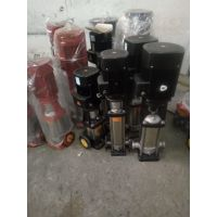 不锈钢卫生级水泵 50CDL(F)20-90 11KW 河南省卫辉众度泵业 不锈钢材质