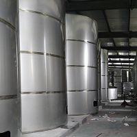 黑龙江10吨的白钢罐价格烧酒的锅酒用设备白钢罐多少钱一斤