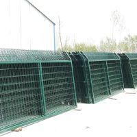 厂家框架护栏网 铁路防护栅栏 高速公路网隔离网
