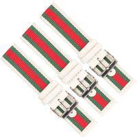 尼龙表带 龙长短款表带间色尼龙车皮表带纯色尼龙表带涤纶间色带
