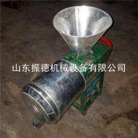 小麦磨面机 电动杂粮磨面机 磨坊粮食加工面粉打面机 振德牌