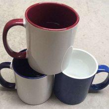 昆明马克杯|白色陶瓷杯免费设计和送货