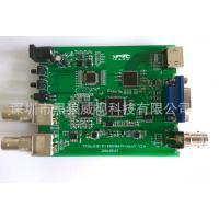 TVI/CVI/AHD 转 HDMI VGA AV 方案(CH5600方案) 支持TVI 3MP-8