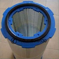 上海工业喷丸机 聚酯纤维除尘滤芯 空气滤筒